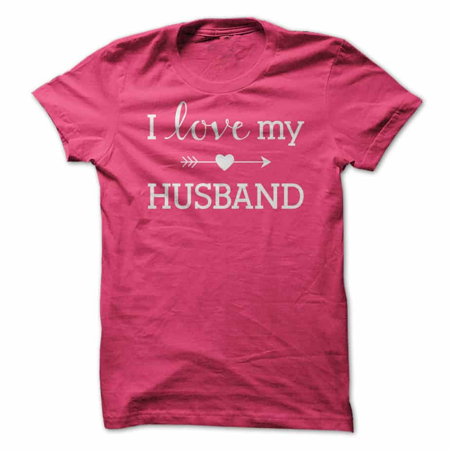 i love husband pink 1