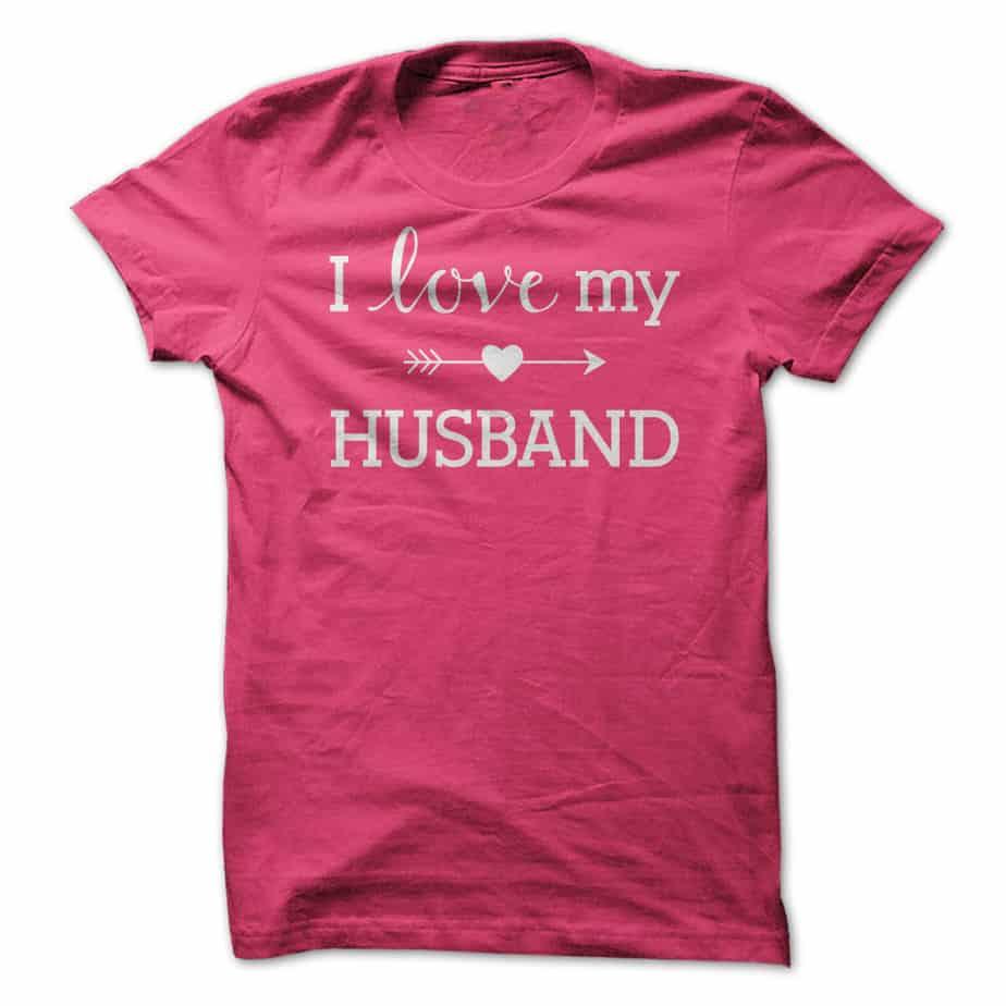i love husband pink 1