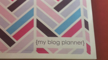 blog planner photo wide