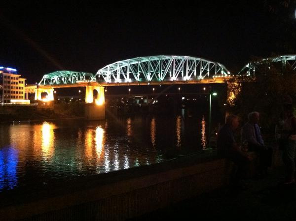 Nashville bridge