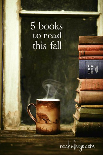books to read fall