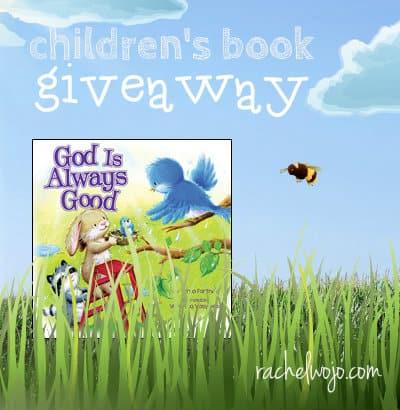 god is always good book