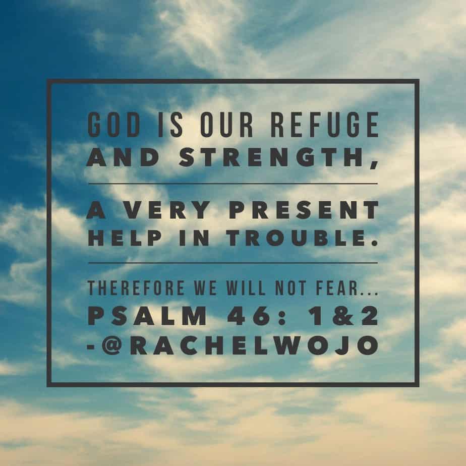 god is refuge