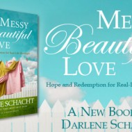 Praying for My Husband  & Messy Beautiful Love book giveaway