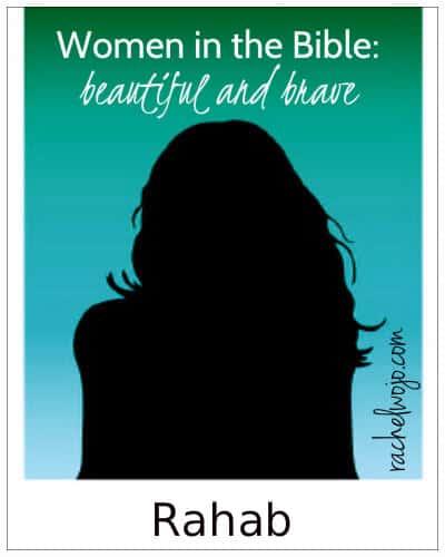 beautiful and brave rahab