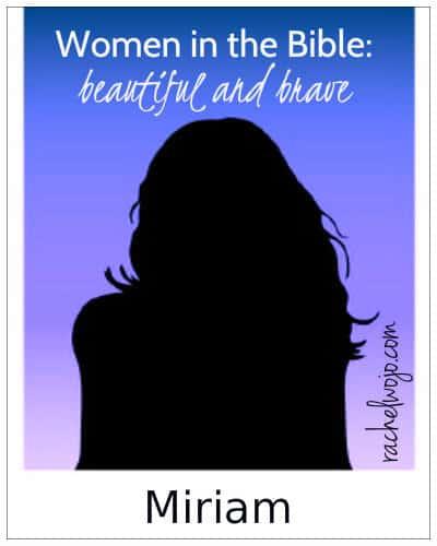 miriam beautiful and brave
