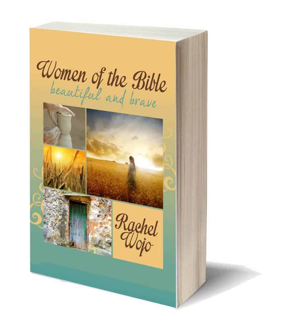 3D women of the Bible transparent