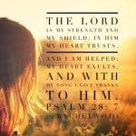 Psalm 287