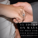 ideas on ways to pray