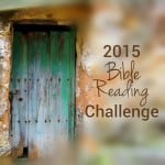 open door bible reading challenge
