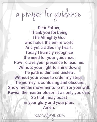 Prayer For Strength And Guidance | www.pixshark.com ...