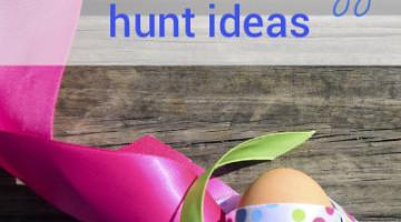 christian easter egg hunts