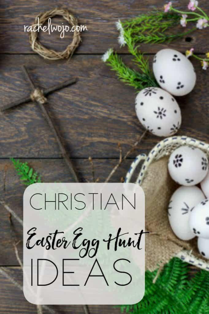 Christian Easter Egg Hunt Ideas Rachelwojocom