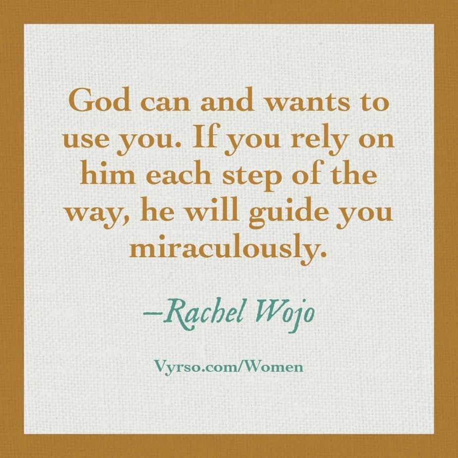Rachel Wojo image quote