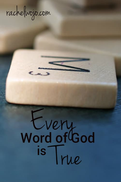 Every Word of God Is True