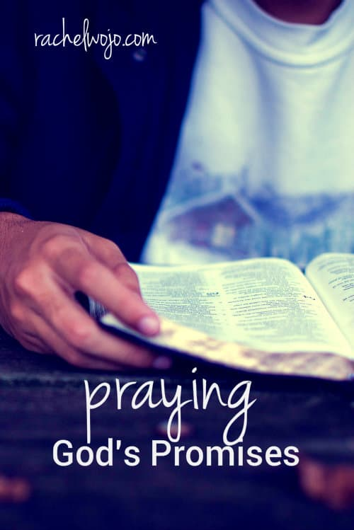 Do you claim God's promises in your life? Learn how to use those promises as powerful reminders to God in your prayers! Don't miss these 5 promises of God you can pray anytime!