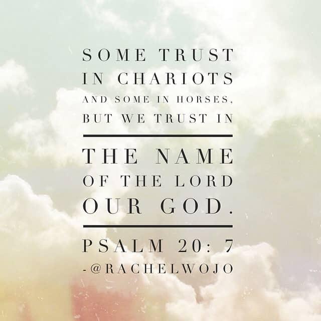 psalm 207