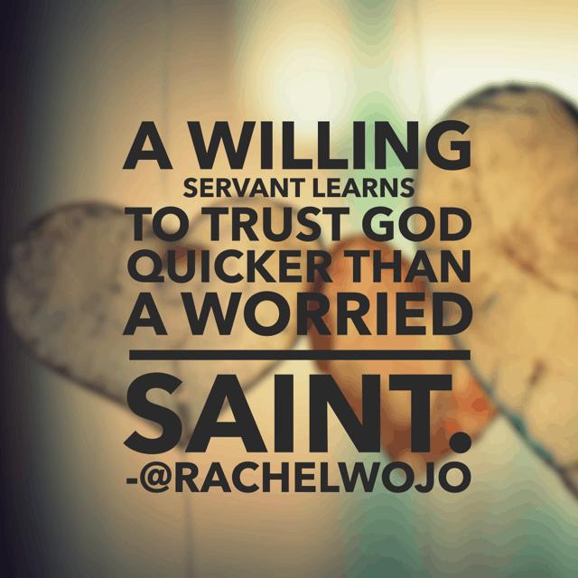 willing servant