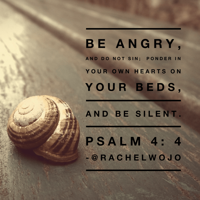 One way to have peace? Hold your tongue. #perfectpeace #onemorestep #biblereading