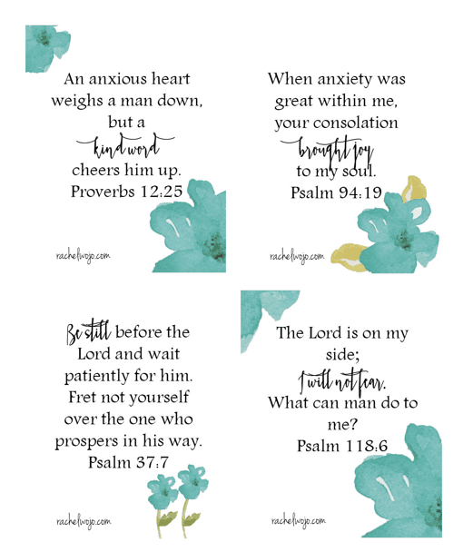 Influential image throughout printable bible verse cards