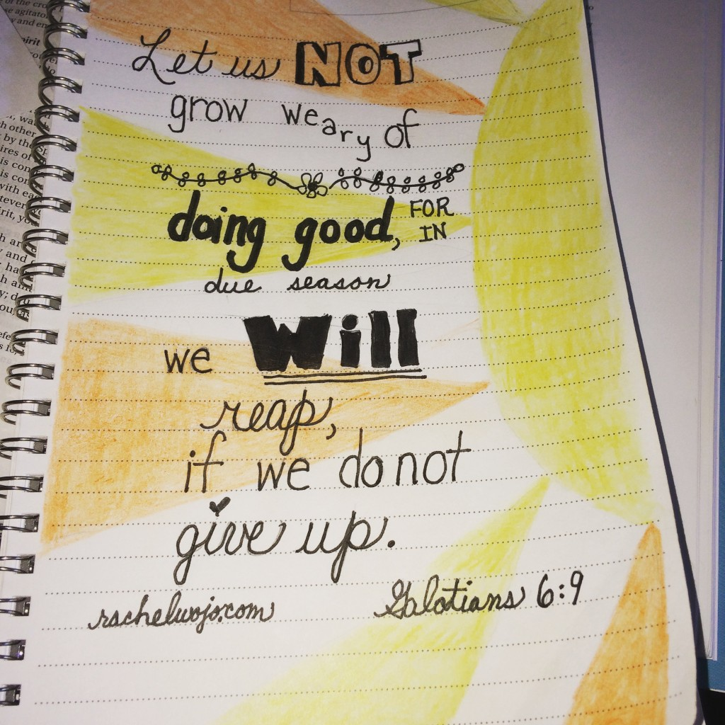 Galations 4:6 #winoverworry