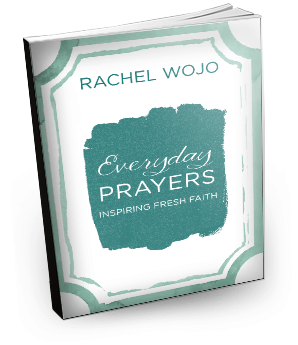 Preorder Rachel's new book, One More Step, and receive her prayer ebook for FREE! #onemorestep