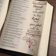 Gently God Guides Bible Reading Summary Week 1