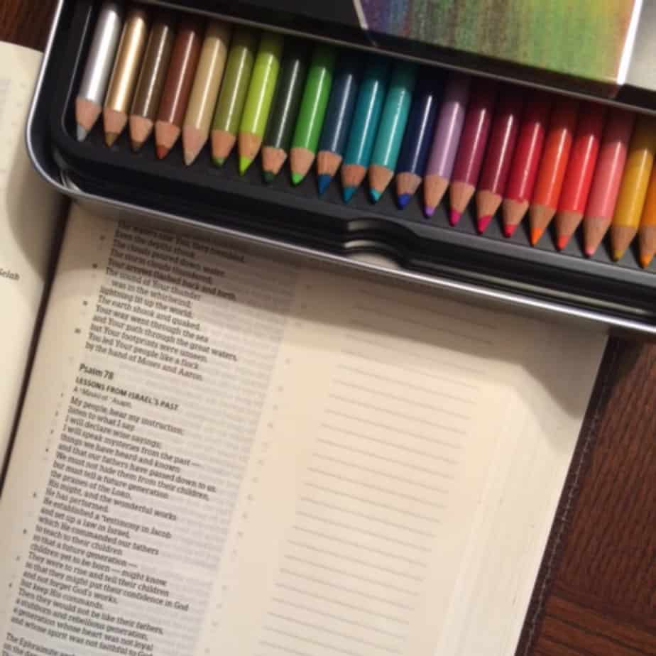 My Favorite Bible Journaling Tools and a FREE How-to Guide