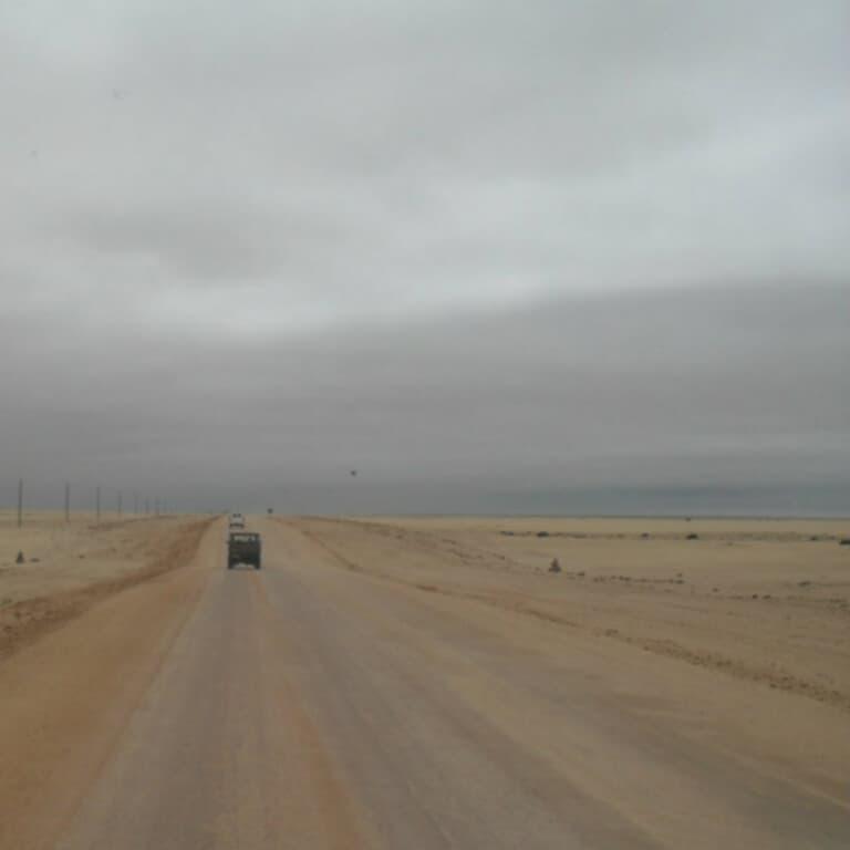 A Prayer for the Desert