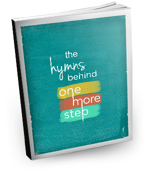3d hymns behind cover