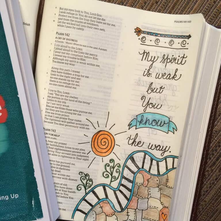 One More Step Bible Reading Summary Week 2