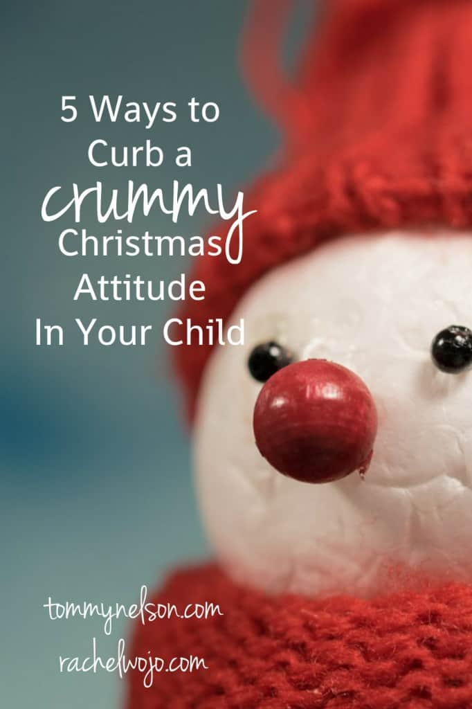 when an attitude of entitlement rears its ugly head in a natural state, how do we combat it? Check out these ideas for reversing your child's entitlement attitude– 5 ways to curb a crummy Christmas attitude in your child!