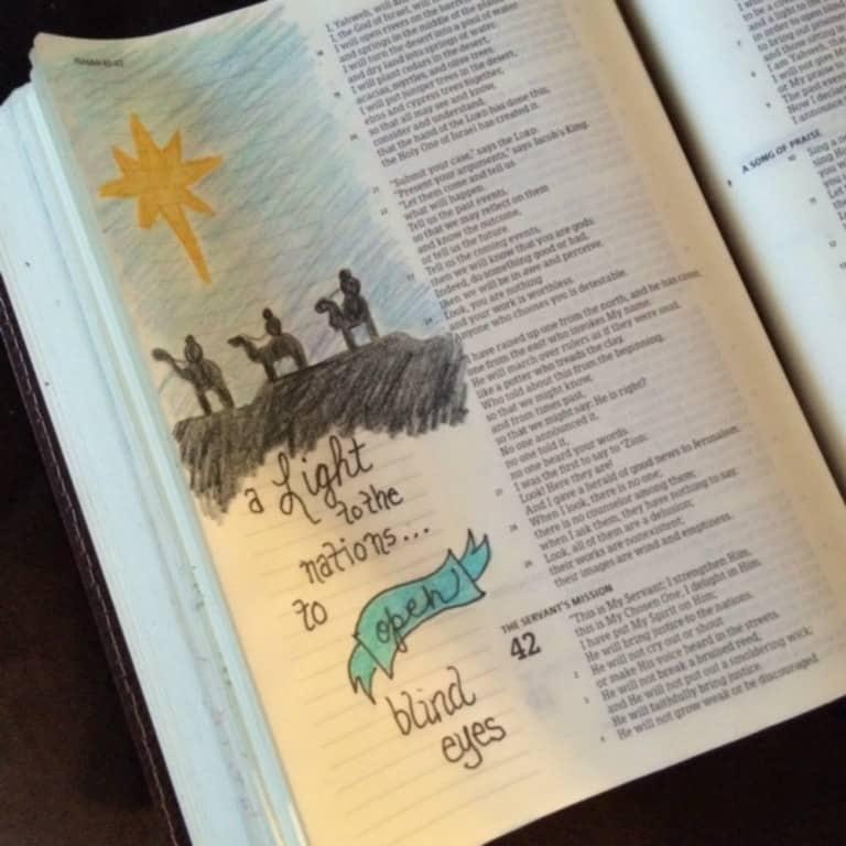 The Light Bible Reading Challenge Summary Week 3