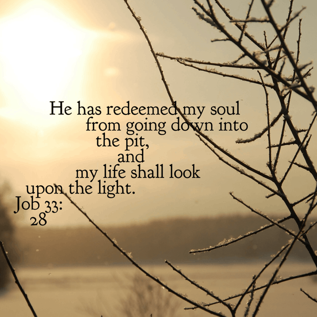We have a choice. We can stare into the abyss, dwelling in the darkness of this world. Or we can look at the Light of the world and marvel at his mercies. Then reflect his grace and love. Let your life shine today! #thelight