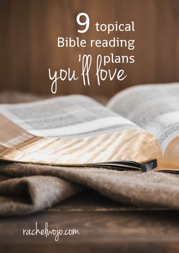 9 topical bible reading plans you 39 ll love How do you read blueprints