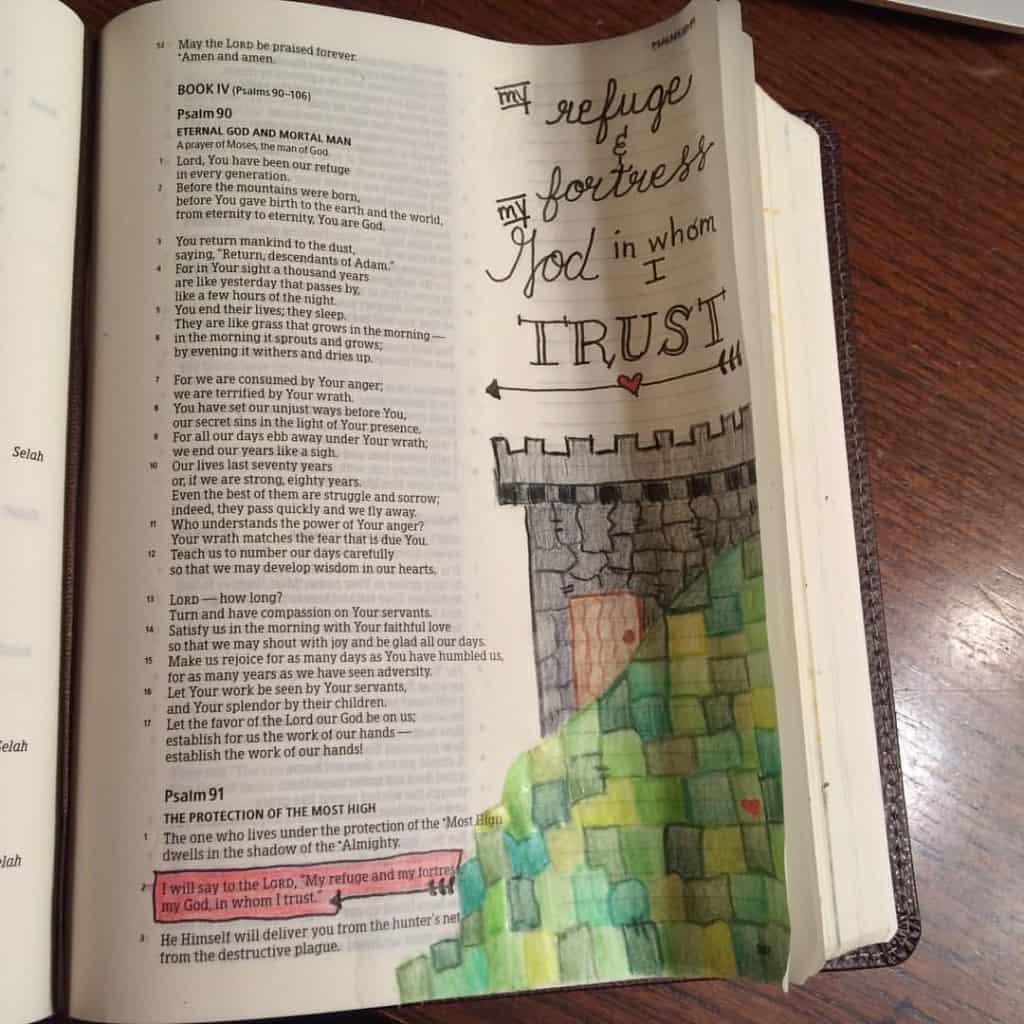 In His Presence Bible Reading Summary Week 2 - RachelWojo com
