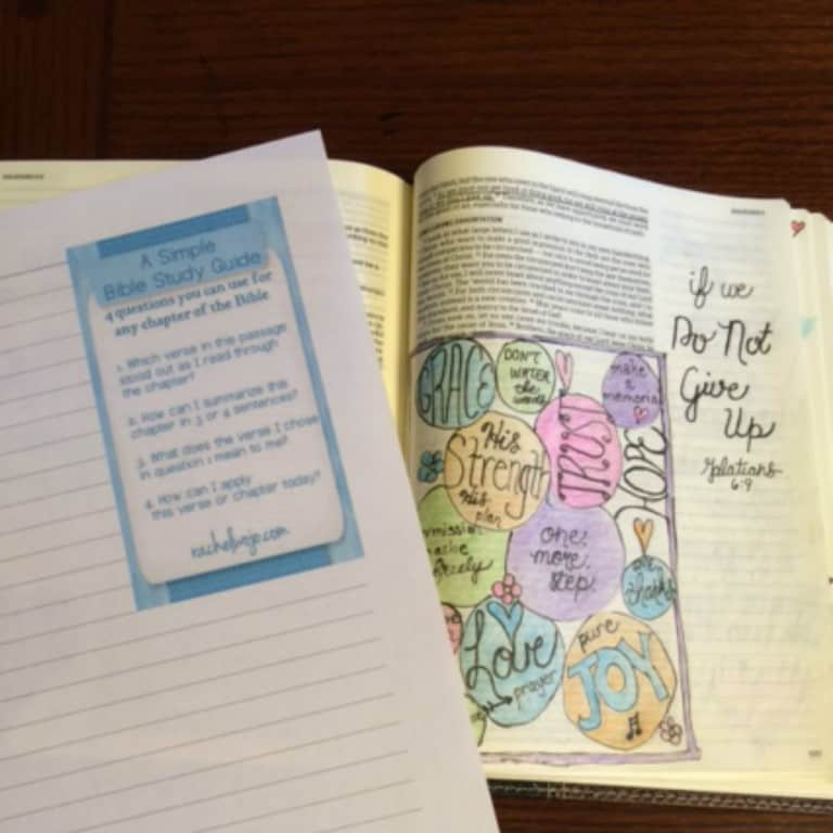 7 Ways to Get More from Your Bible Reading