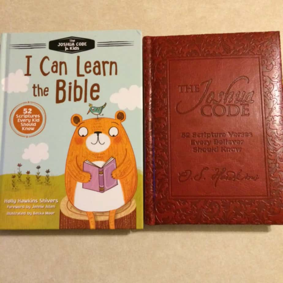 Joshua Code and I Can Learn the Bible Giveaway