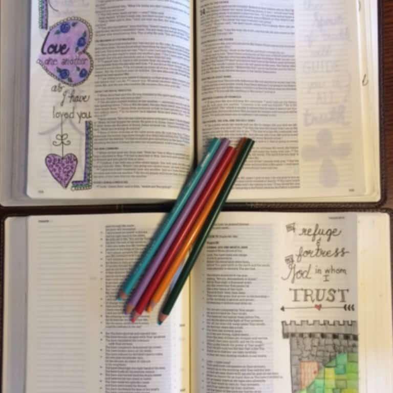 10 Reasons You Will Love Bible Journaling