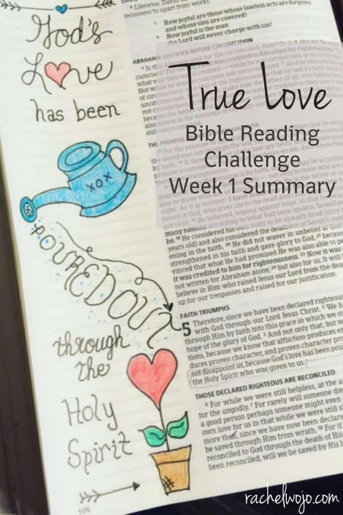 true love week 1 pinterest