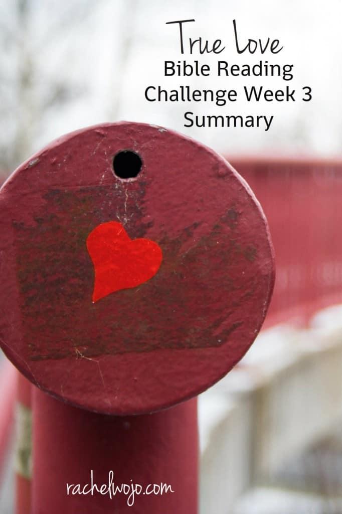 true love week 3 pinterest