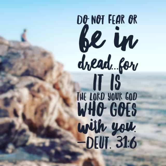 """My girl @mandisaofficialechoed in my head this morning when I read today's #nofear #biblereading plan. Just some of the lyrics to her song """"He Is With You."""" : """"He is with you when your faith is dead And you can't even get out of bed Or your husband doesn't kiss you anymore He is with you when your baby's gone And your house is still, and your heart's a stone Cryin' God, what'd You do that for He is with you."""" Do not fear; He is with you.#nofear"""