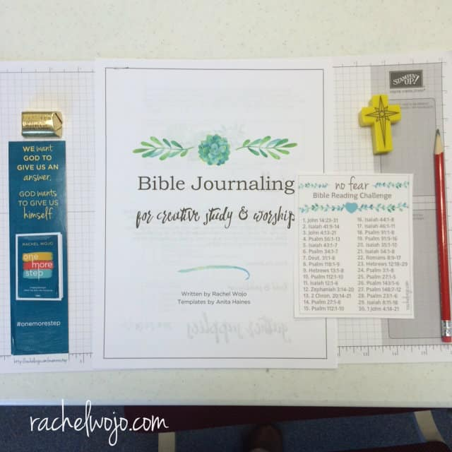 bible journaling wshop 1