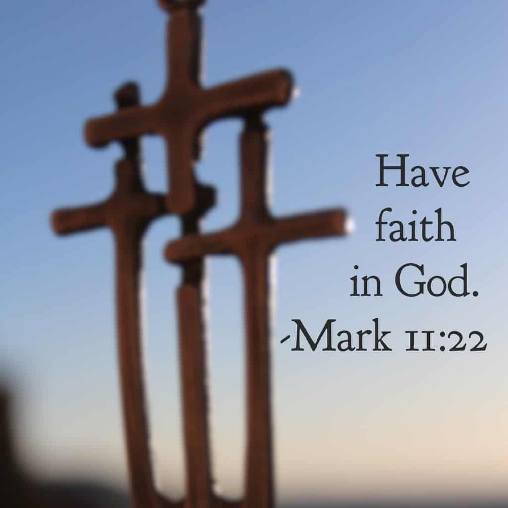 """...whenever you stand praying, forgive, if you have anything against anyone, so that your Father also who is in heaven may forgive you your trespasses.-Mark 11:25 I know we read the similar passage earlier this month in the book of Matthew, but today I'm thinking of how Jesus truly lived his words, even on the cross, as he prayed , """"Father, forgive them, they do not know what they are doing."""" The thief who with the sudden realization of faith in God, met Jesus in heaven that very day. What #genuinefaith !! #biblereading"""