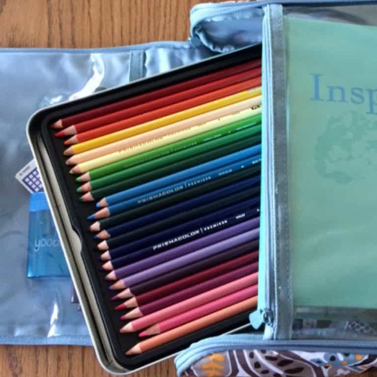 The Perfect Bible Journaling Case