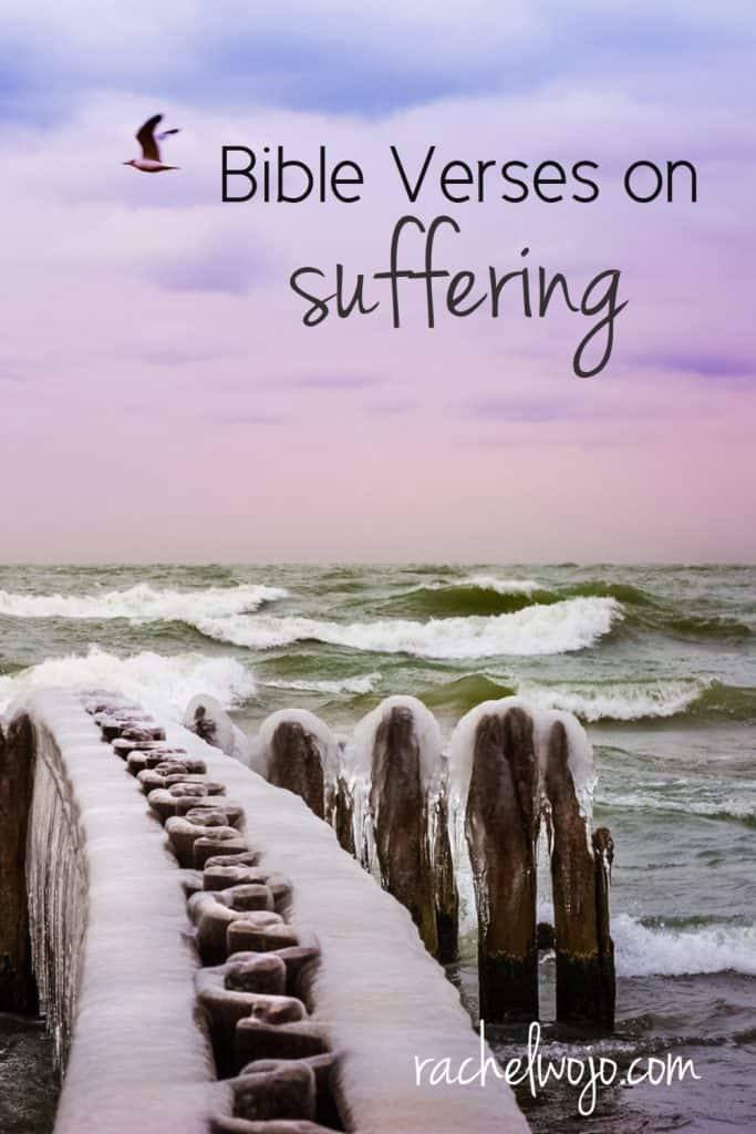 I wanted to focus my mind on the truth of Scripture and not the lies Satan tries to throw my way about suffering. Today I thought I would share these Bible verses on suffering to help all of us remember the suffering is temporary. As we've read in the Pure Joy Bible reading challenge this month already, weeping may endure for the night but joy, yes, JOY comes in the morning. (Psalm 30:5) Grip these verses of truth to prepare and walk the valley of suffering.