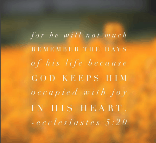 ecclesiastes 520
