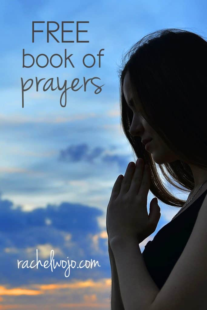 I share written prayers because there are times when one of the hardest things about prayer is just figuring out what to say. Sometimes praying a written prayer out loud to God allows my mind to focus on the meaning and not about the words.