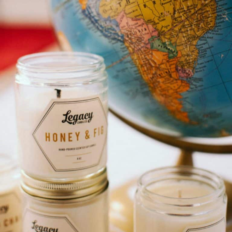 Legacy Candle Co. Giveaway!!