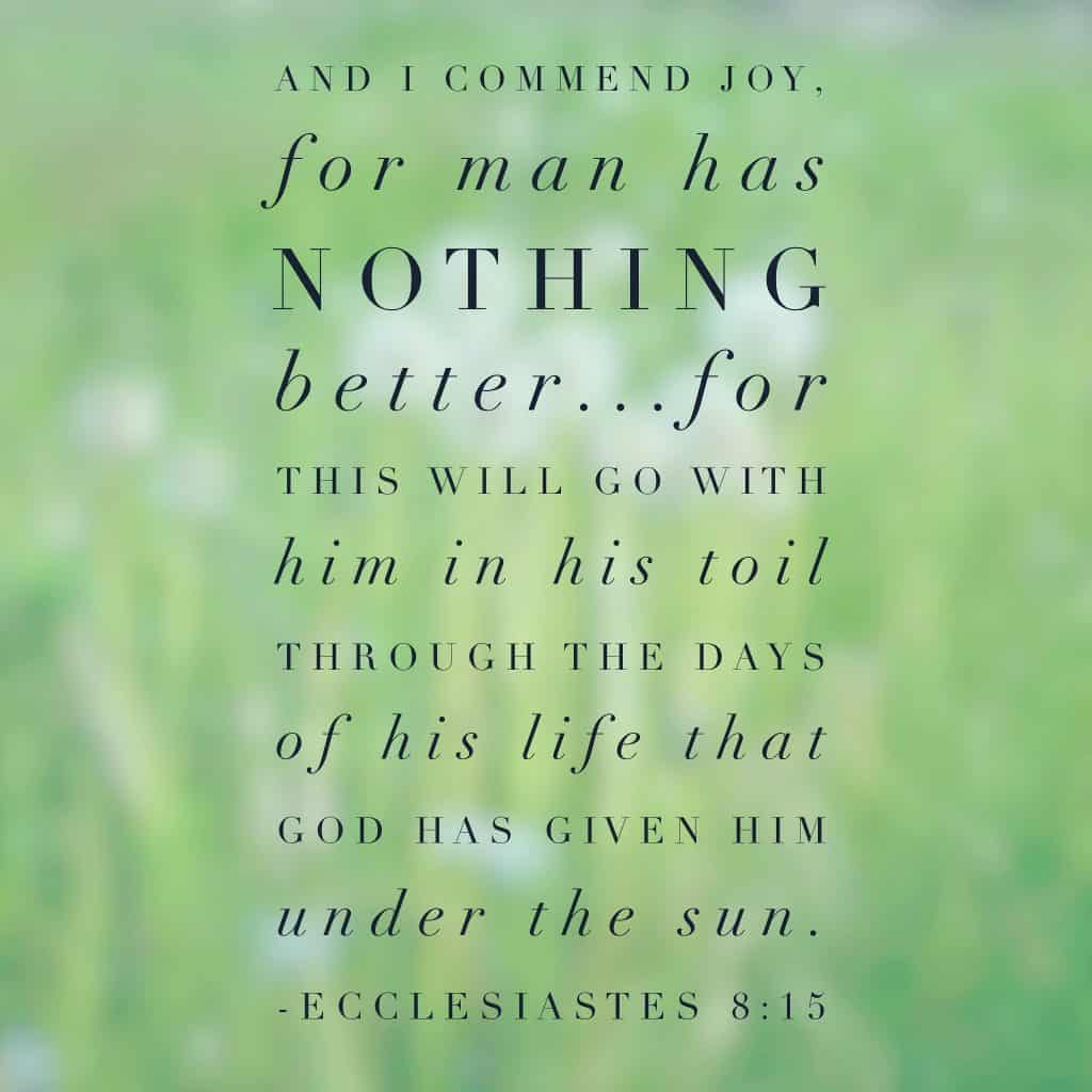 Joy is a gift! Have you unwrapped yours today?#purejoy#biblereading